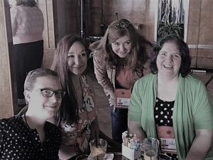 May IWSG: The Horror Writers Association and StokerCon2017